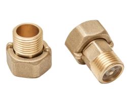ЭКО НОМ Комплект монтажных частей с обратным клапаном