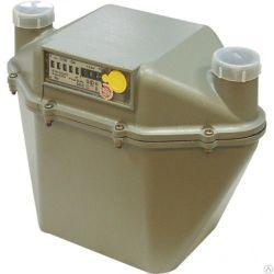 Счётчик газа  СГМН-1-04 G 6 правый (200мм) (2020 г.) без КМЧ
