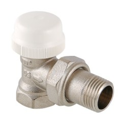 Клапан термостатический VALTEC угловой
