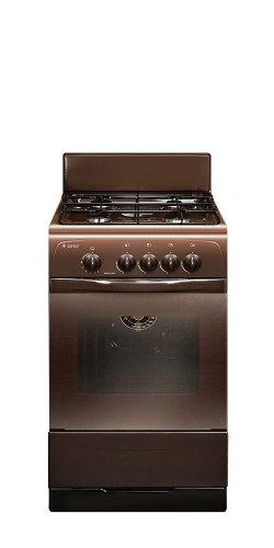 Газовая плита Гефест 3200-08 K19 (brown)