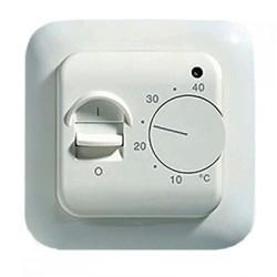 Термостат комнатный TIM с датчиком водяного тёпл. пола 3м.220В/16А