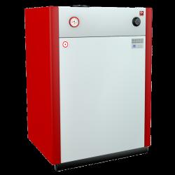 Газовый напольный котел Лемакс Лидер-40 с чугунным теплообменником