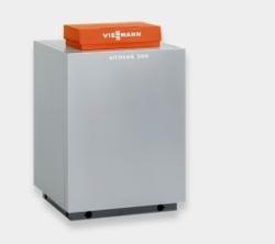 Газовый напольный котел Viessmann Vitogas 100-F 84 кВт с чугунным теплообменником