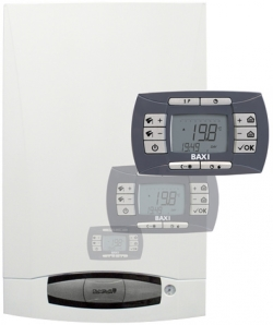 Газовый настенный котел Baxi NUVOLA-3 Comfort 320 Fi (Turbo)