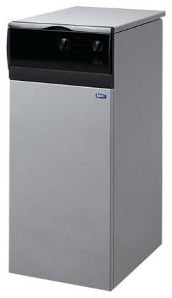 Газовый напольный котел BAXI Slim 1.230 iN (Atmo) (одноконтурный котел без насоса и расширительного бака)
