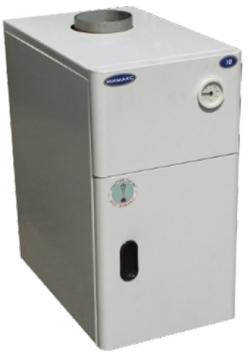Газовый напольный котел Мимакс КСГ-12,5 с термогидравлической автоматикой (одноконтурный)