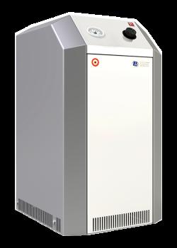 Газовый напольный котел Лемакс серия Премиум КСГ-40 со стальным теплообменником