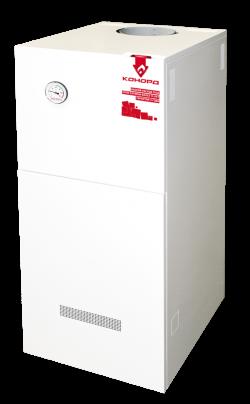 Газовый напольный котел Конорд КСц-Г с термогидравлической автоматикой САБК (одноконтурный)