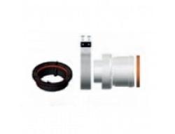 Адаптер D 60/100 - D 80 для газовых котлов Ariston. Артикул 3318367