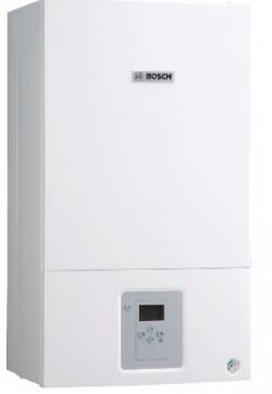 Газовый настенный котел Bosch Gaz 6000 W WBN 6000-18 C