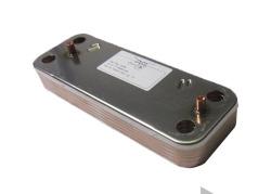 Теплообменник ГВС 10 пластин BAXI Eco 5686660