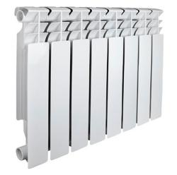Алюминиевый радиатор VALFEX OPTIMA 350 (6 секций)
