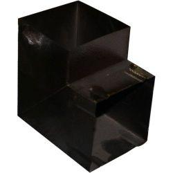 Угол 90х90 мм коричневый