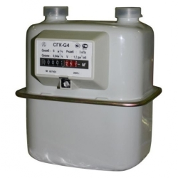 Счетчик газа СГК-G4 (г. Воронеж)