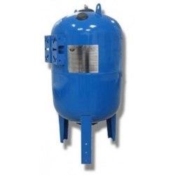 "Гидроаккумулятор ULTRA-PRO 100л Верт., 10 Бар, 1""G, (-10 +99 С), Синий"