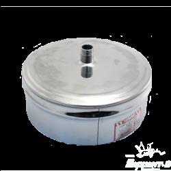 Конденсатоотвод Ferrum для дымоходов-сэндвич (430/0,5 мм) Ø 280