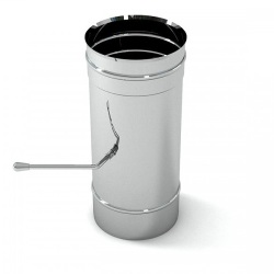 Шибер Ferrum (430/0,5 мм) Ø 130