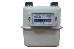 Счетчик газа СГД G-4 ТК левый