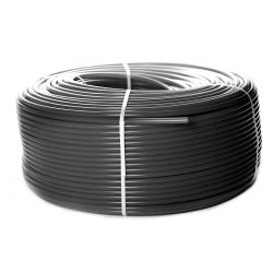 STOUT 20х2,8 (бухта 100 метров) PEX-a труба из сшитого полиэтилена с кислородным слоем (серая, 1м)