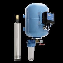 Система автоматического водоснабжения Джилекс Водомёт ДОМ