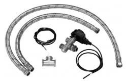 Комплект с трехходовым клапаном для присоединения бойлера к котлам ECO-3 Compact и ECO FOUR