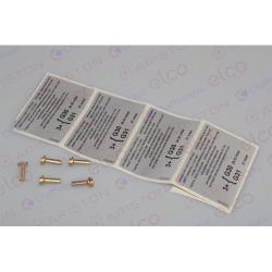 290727 Комплект перевода на сжиженный газ SGA 120-150-200 R (запальная горелка)