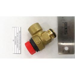 Клапан предохранительный 3 бар ECO Classic, ECO Nova 6306101022